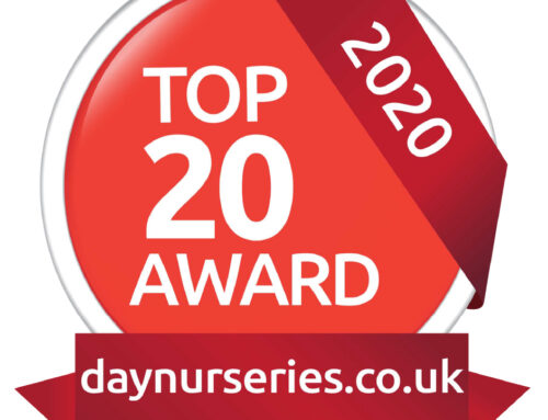 TOP 20 AWARD- DAYNURSERIES