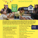 We are excited to annouce we are having an Open Day on Saturday the 5th June from 9.00am - 4.00pm, we would love you to visit us. Appointments are necessary for the day, to book a time slot, please email us at pinner@bluebutterflymontessori.com We were awarded 'Outstanding' from OFSTED on our last inspection. We would love to show you around our facilities, introduce you to some of our highly qualified, passionate staff, show you activities that your children would taker part in reguarly and speak to the managemnt team about our ethos and availability, here at Blue Butterfly Montessori, Pinner.
